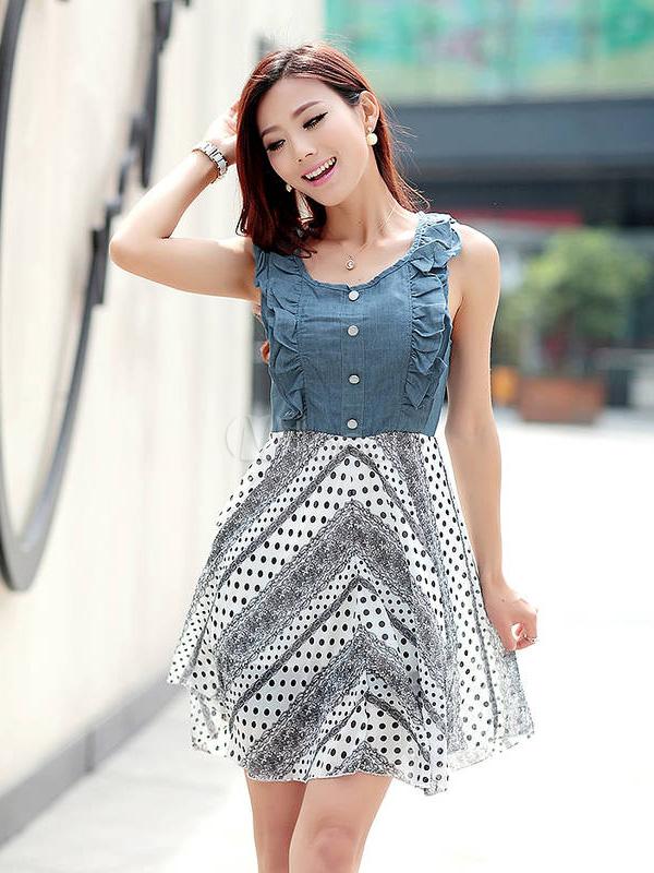 bafbc20b7a1e vestidos veraniegos de tela chalis - Buscar con Google | moda ...