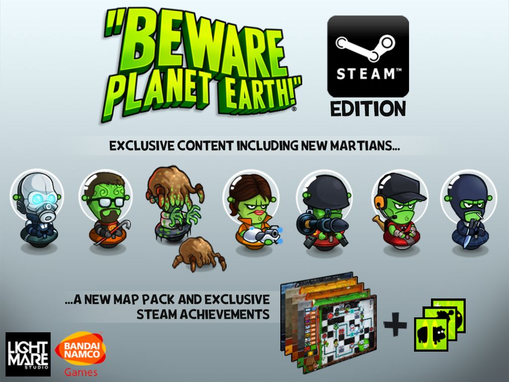Beware earth is a strategy game for pc and ios