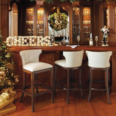 Marseille Bar And Counter Stools From Frontgate Low Back
