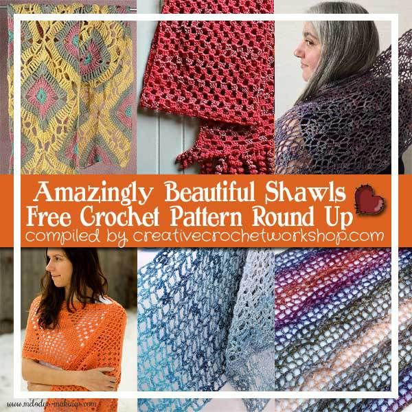Amazingly Beautiful Shawls | Crochet - Collections | Pinterest