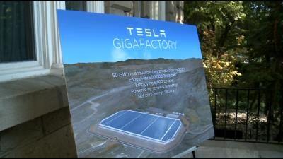 Tesla Posts Gigafactory Jobs Reno Tahoe Tesla Tahoe