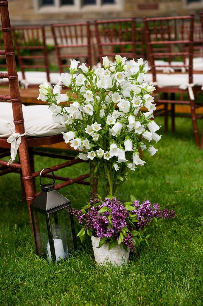 decorating ideas for outside wedding ceremony%0A Natural outdoor wedding ceremony d  cor by Blush Floral Design  Whether your  ceremony is on a sprawling lawn  middle of a wine vineyard or on the beach