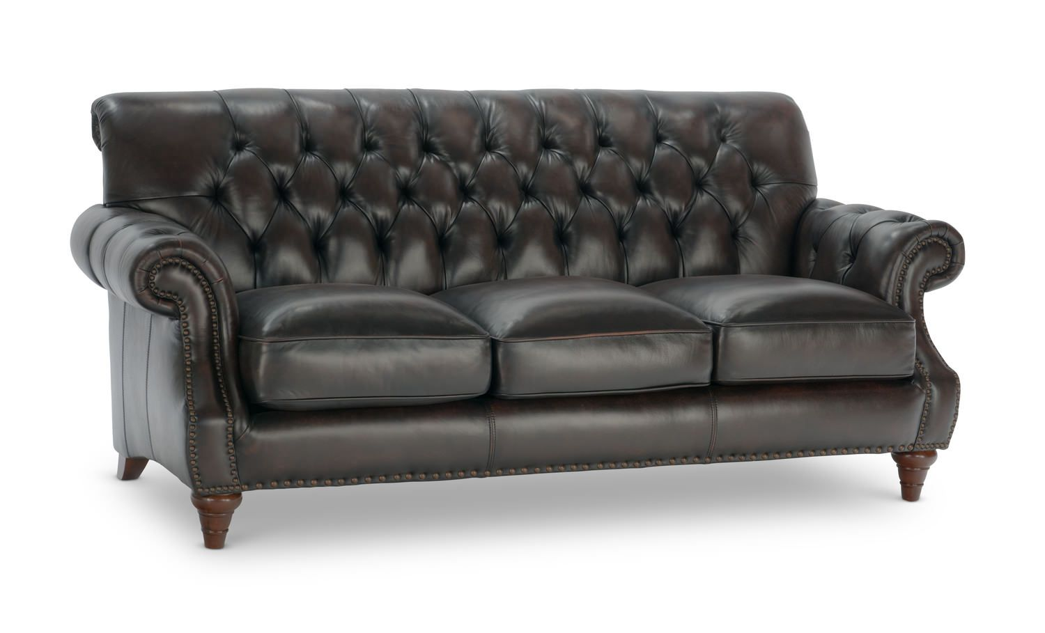 wilson leather sofa hom furniture living room leather sofa rh pinterest com