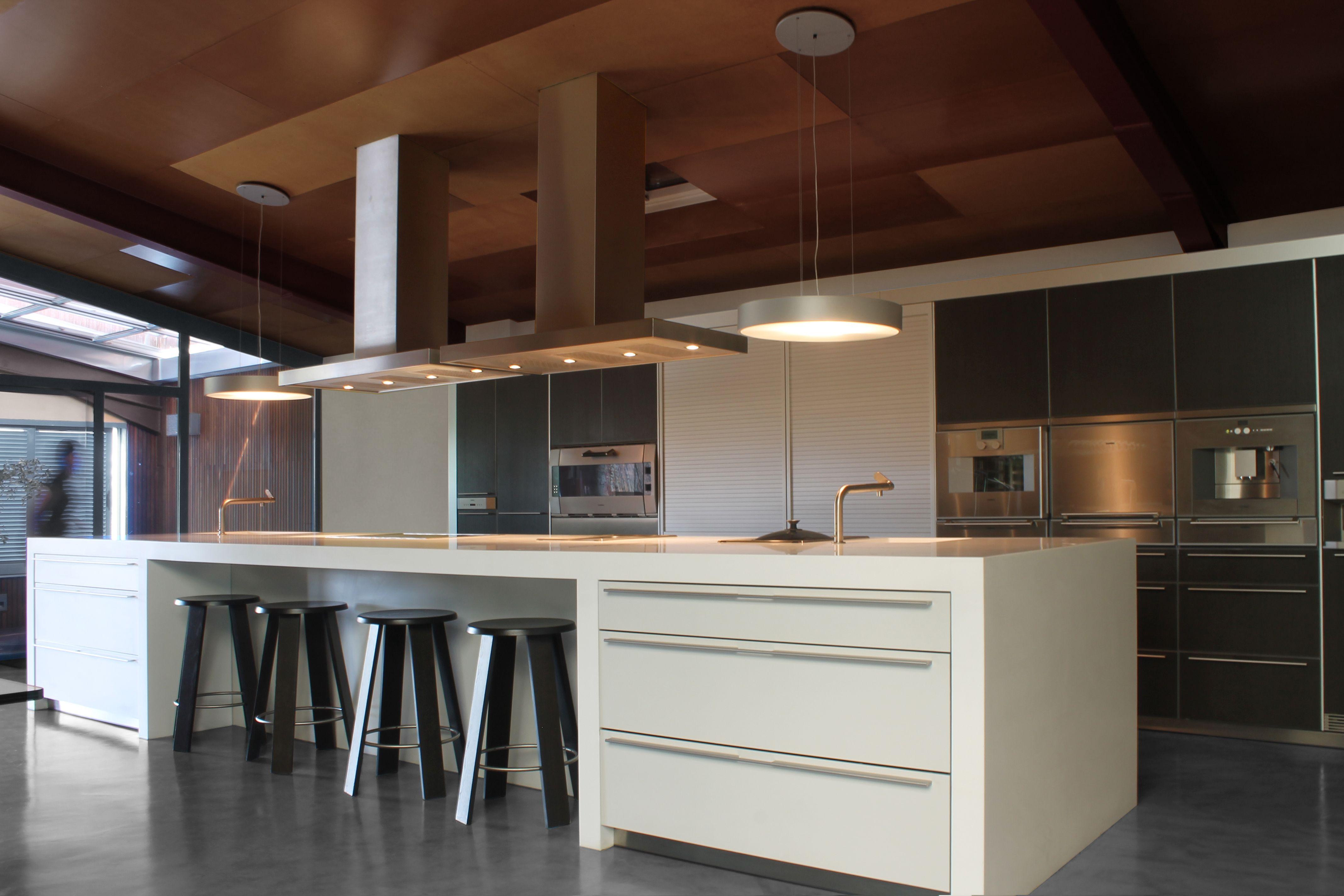 cocina nave industrial