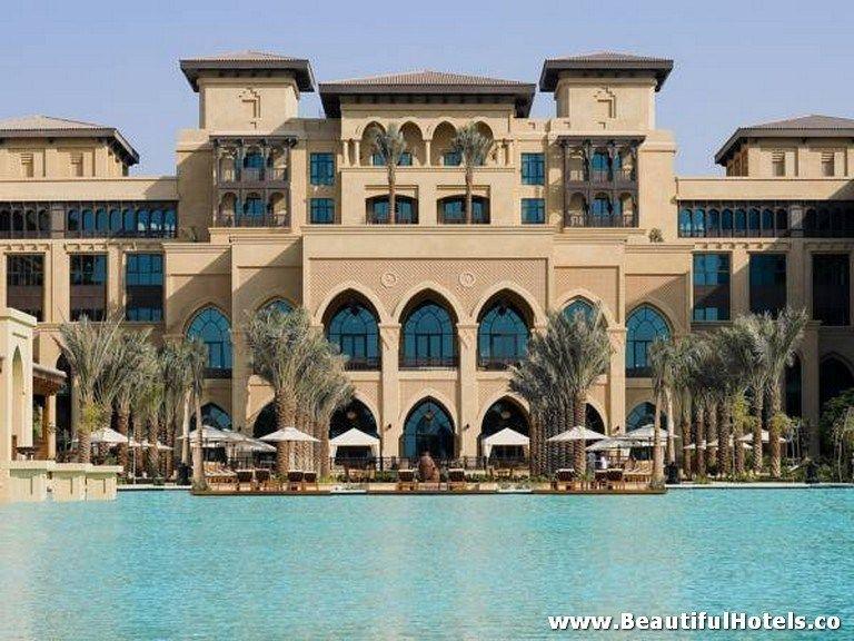 The Palace Downtown Dubai Dubai United Arab Emirates Beautiful Hotels Dream Hotels Hotel