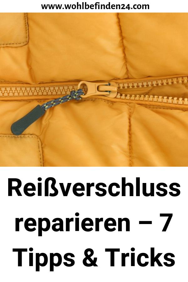 Reißverschluss reparieren – 7 Tipps & Tricks #Tippsundtricks #Reißverschluss… – The World