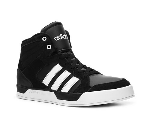 Adidas Neo Black High Tops