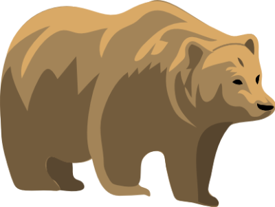 Free Grizzly Bear Clipart 1 Page Of Public Domain Clip Art Bear Clipart Public Domain Clip Art Bear Pictures