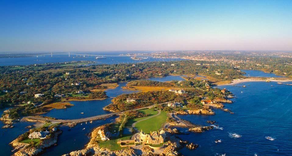 Bing Image Archive Aerial view of Ocean