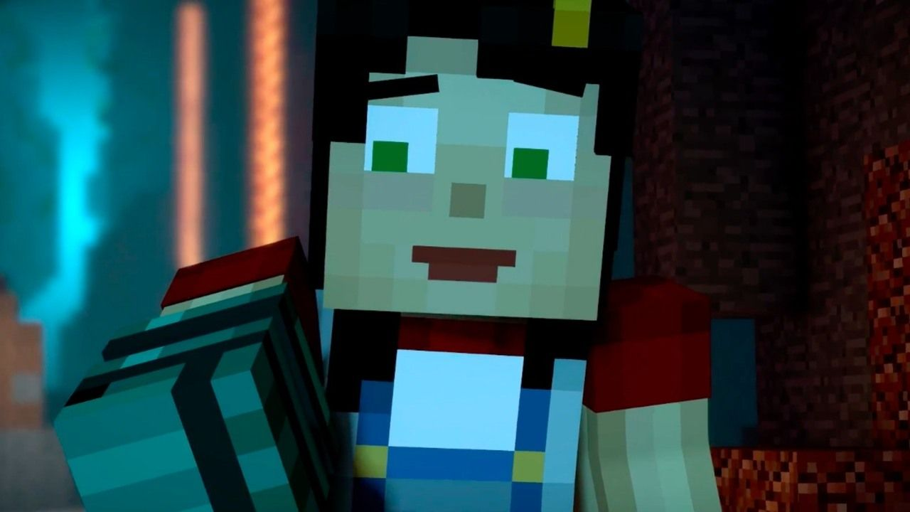 Minecraft Story Mode Season 2 Official Trailer Jesse And Crew Are