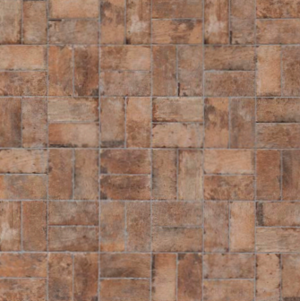 Chicago Old 4x8 Reclaimed Brick Look Porcelain Tile