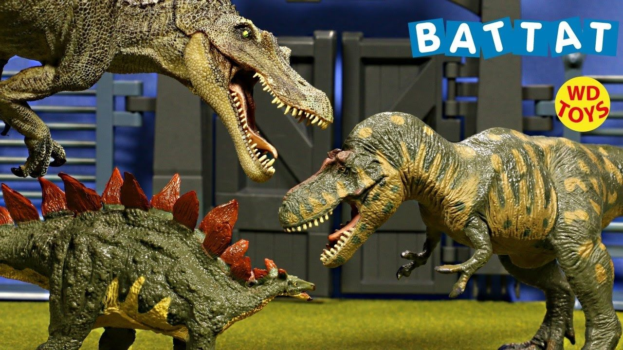 Terra by Battat Tyrannosaurus rex T.rex dinosaur figure