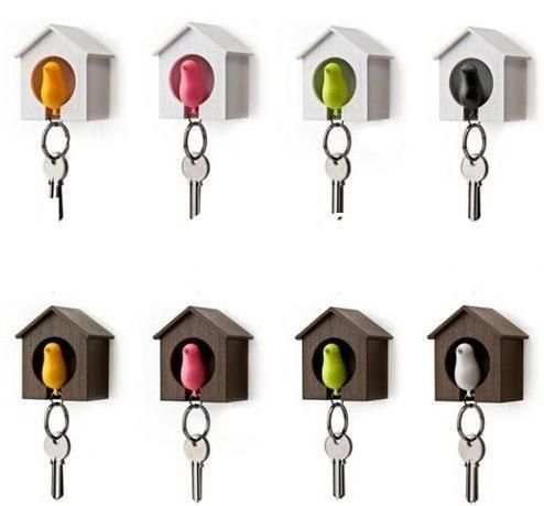 Sketch Of Adorable Simple Creative Key Holder Design For Wall