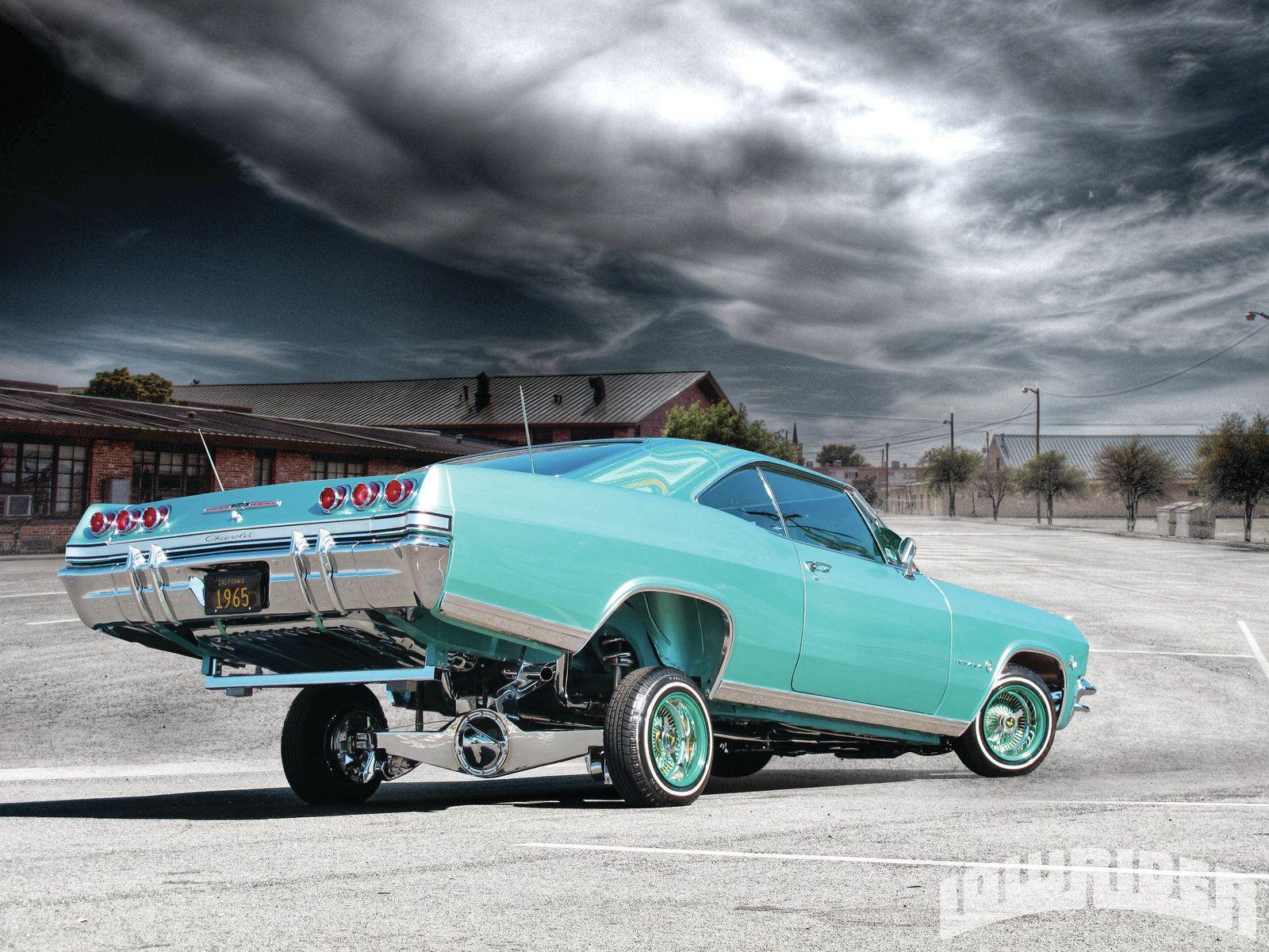 1965 Chevrolet Impala Poison Ivy Lowrider Magazine
