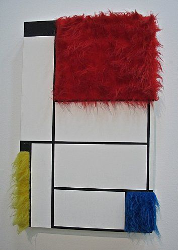 Sylvie Fleury Mondrian