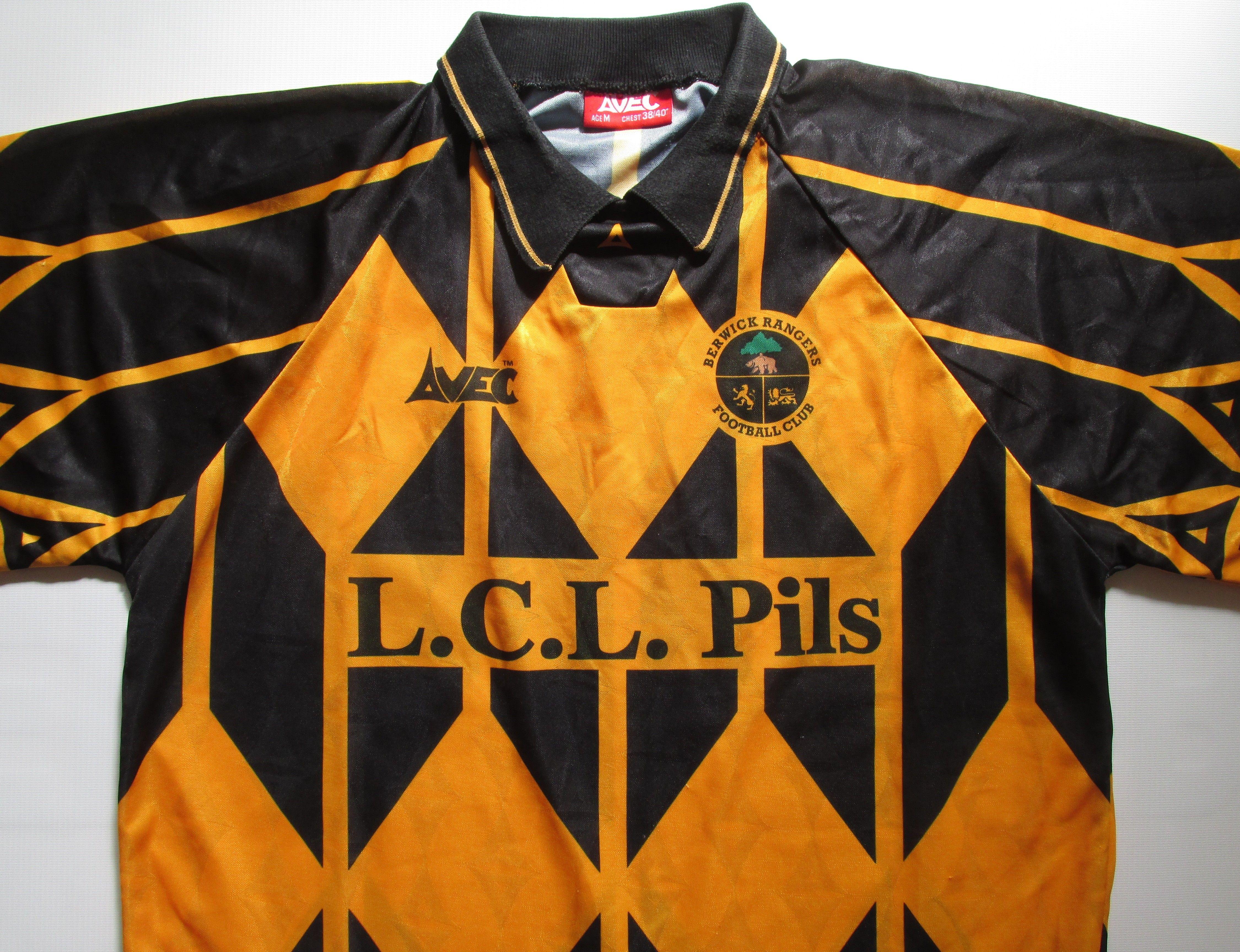 Scottish Premier League Football Soccer Rangers Scotland 2009 2010 Kit Umbro Jersey Mens Size Large L