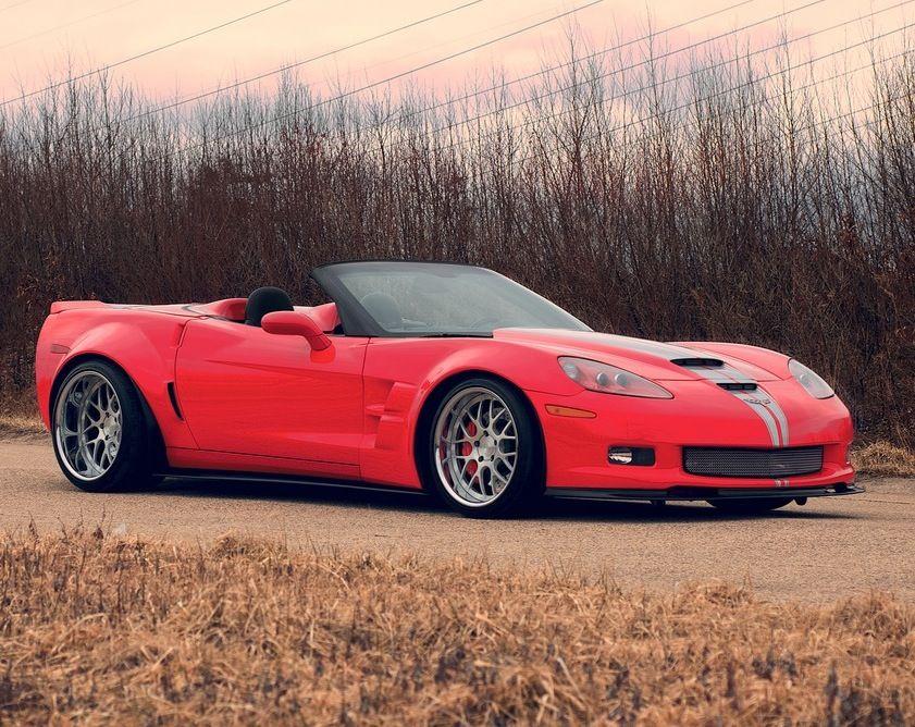 Pin On C6 Corvettes