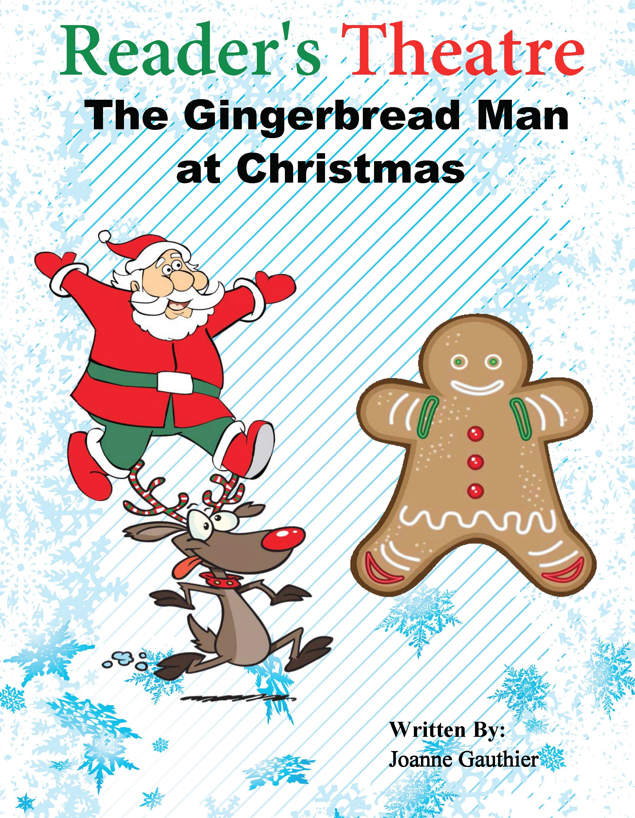 Christmas Play Readers Theater The Gingerbread Man