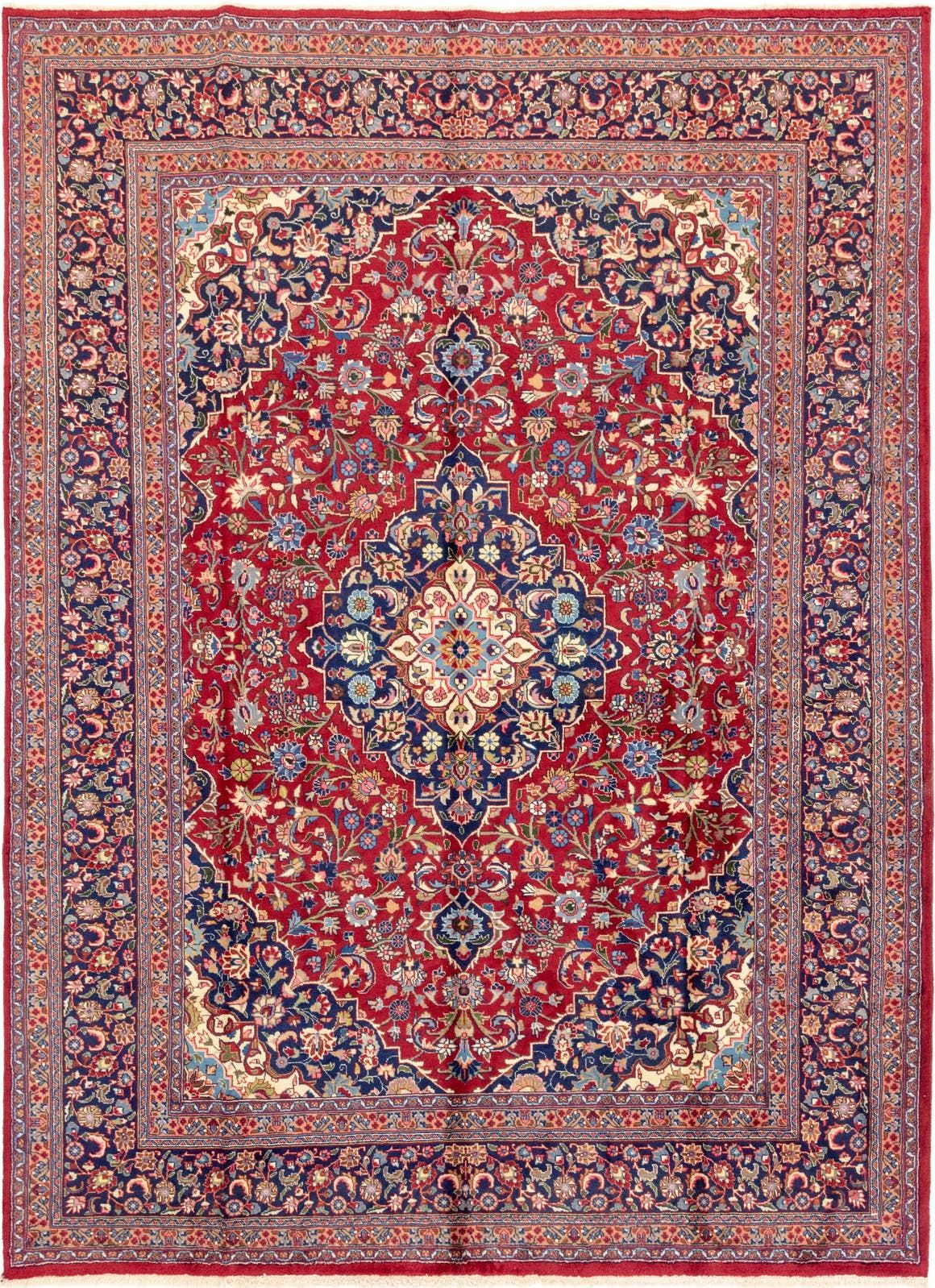 Mashad Red Antique 9x12 Large Area Rug In 2020 Persian Rug Rugs Red Rugs