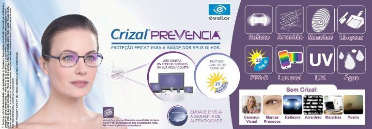 Pin on Crizal prevencia lens rate list with fiver power glass