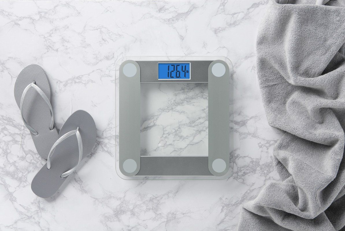 Eatsmart Precision Digital Bathroom Scale With Extra Large Lighted Display Click Image To Review More With Images Best Bathroom Scale Body Weight Scale Bathroom Scale