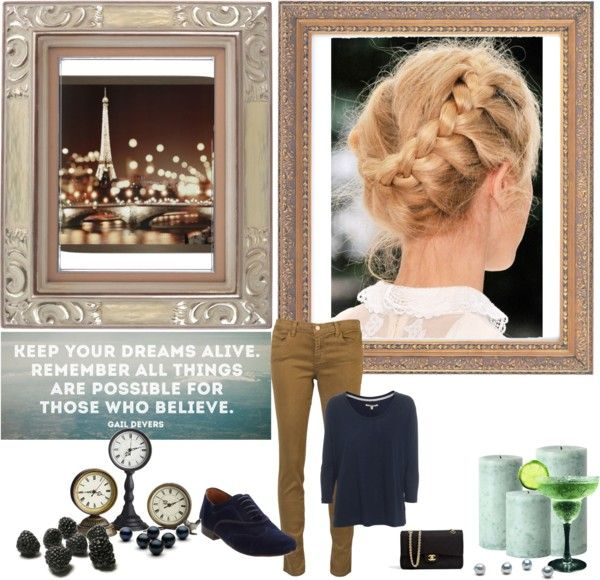 """A day to Paris!"" by jakepiron on Polyvore"