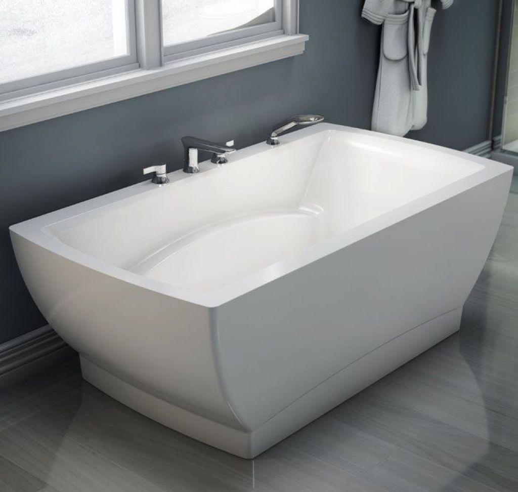 Bathroom Soaking Tub With Jets | Tubs, Hall bathroom and Bath