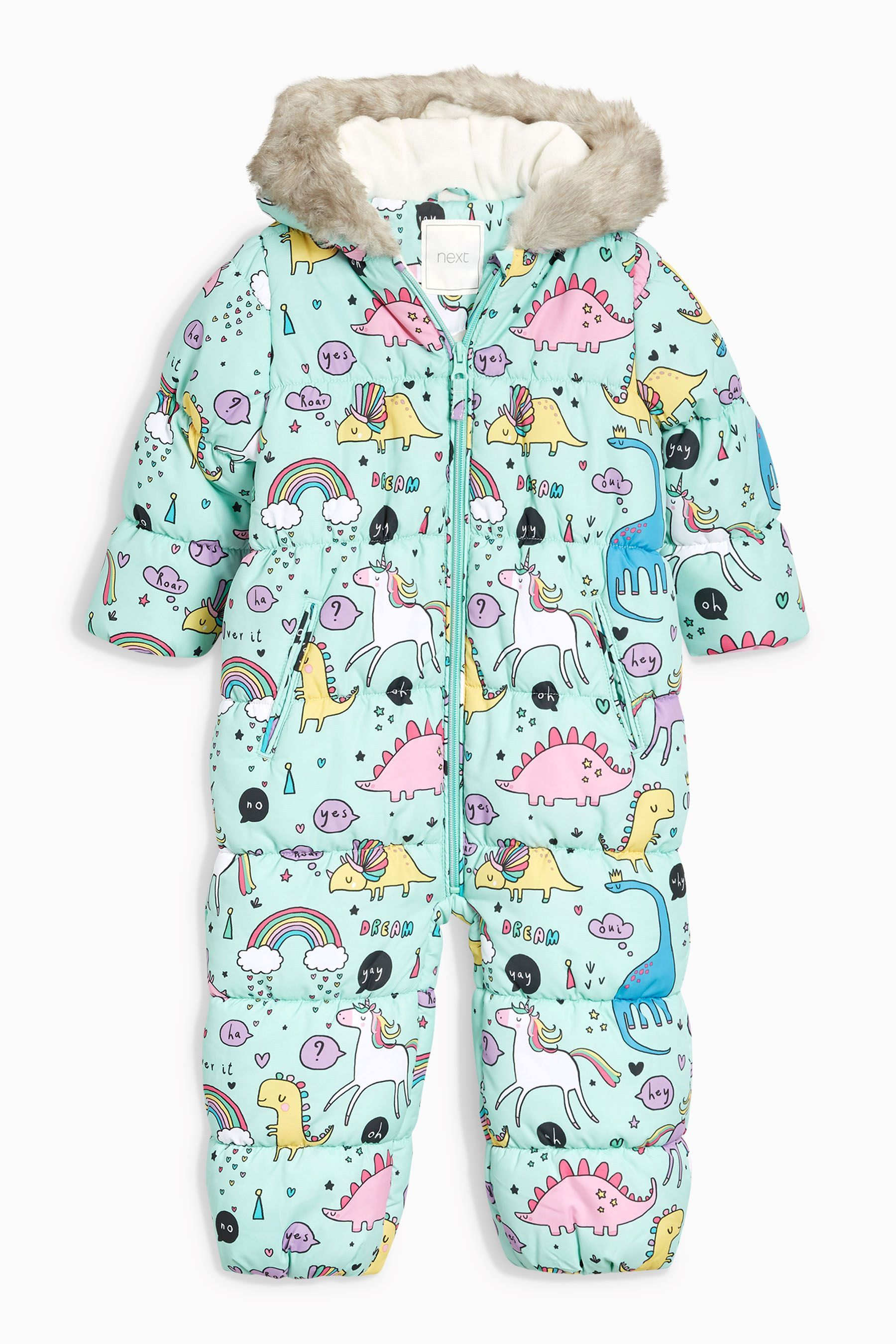 d412cfd365cd Buy Printed Snowsuit (3mths-6yrs) from the Next UK online shop ...