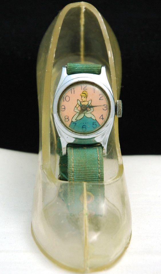 1950 Cinderella Walt Disney Watch Disney Watches Walt Disney Cinderella