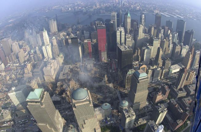 New York officials said Friday that the city has collected about 60 dump truck loads of debris from construction areas around the World Trade Center site that will be sifted for fragments of 9/11 victims' remains.