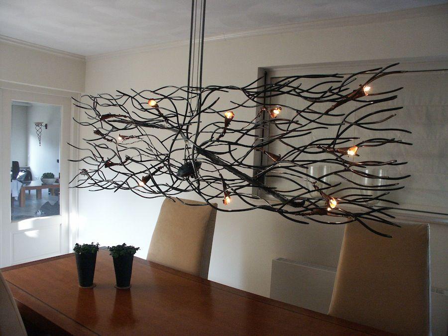 Ongebruikt Design Hanglampen Eettafel   Hanglamp, Eettafel, Design WZ-01