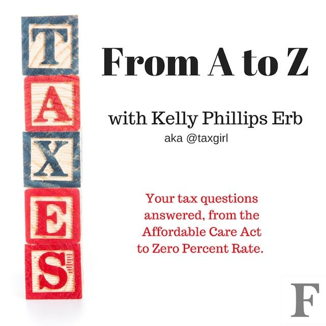 Taxes From A To Z (2017): M Is For Marginal Tax Rate