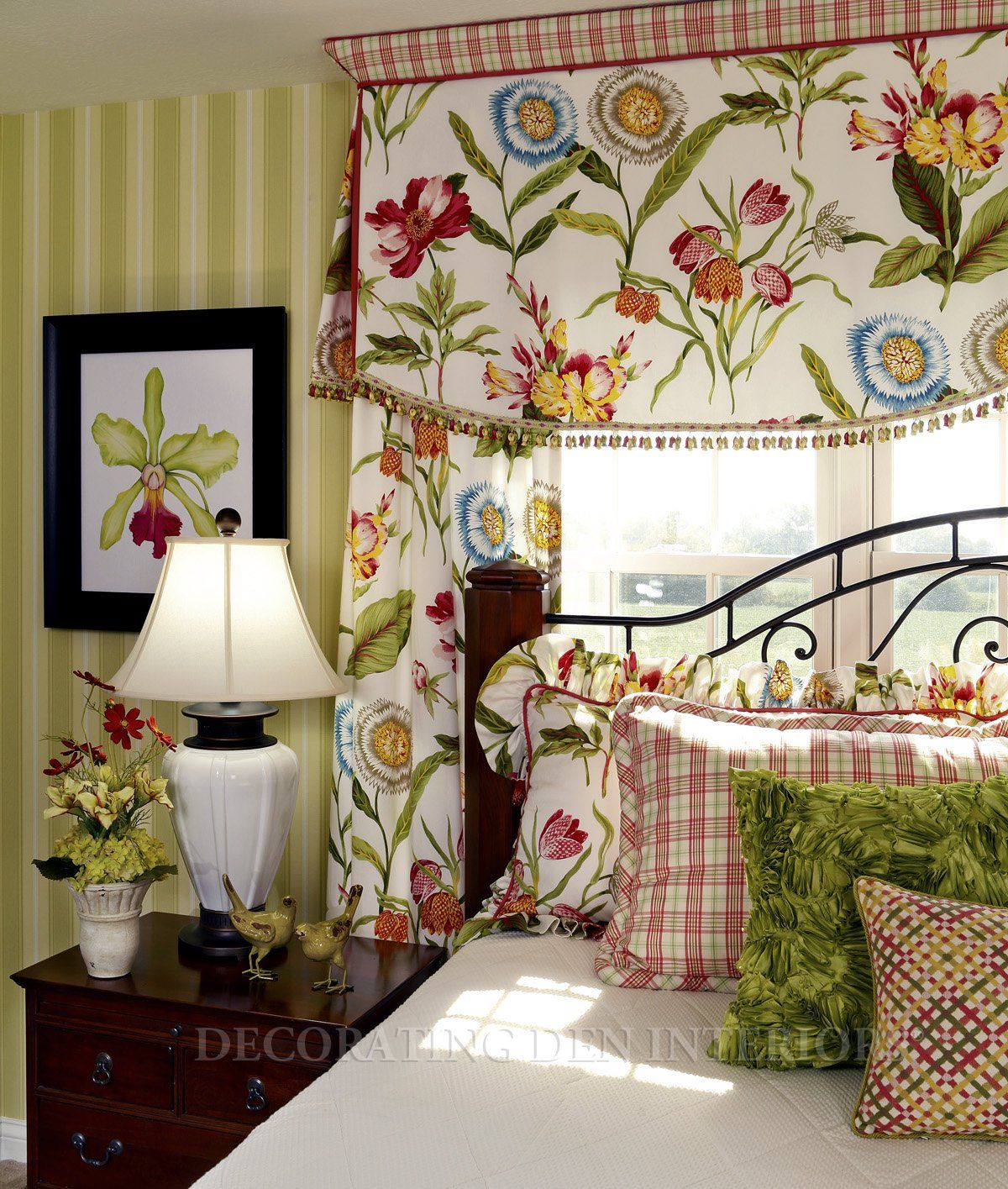 Room designed by Diana Apgar
