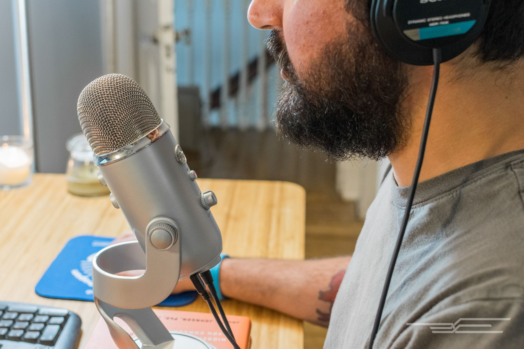 The Best Usb Microphone By Kevin Purdy And Lauren Dragan This Post Was Done In Partnership With The Wirecutter A Usb Microphone Best Usb Microphone Microphone