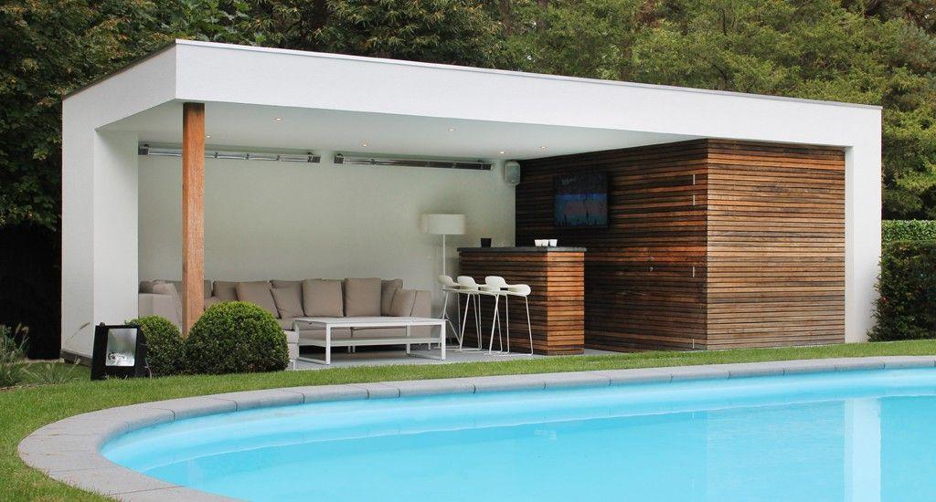 Moderne bijgebouwen crepi pool2 kashif aman kashifaman4360 terrazas - Cenadores bricodepot ...