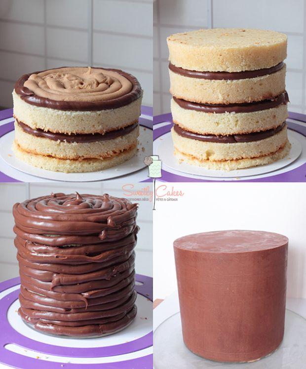 Mud cake au chocolat blanc Recette Shops, Blog et Gateaux