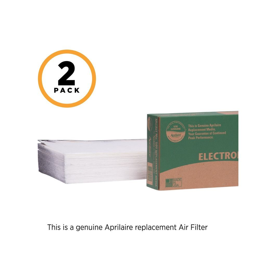 Aprilaire 501 Air Filter For Aprilaire Whole Home Electronic Air Purifier Mod Filters Air Filter Air Purifier