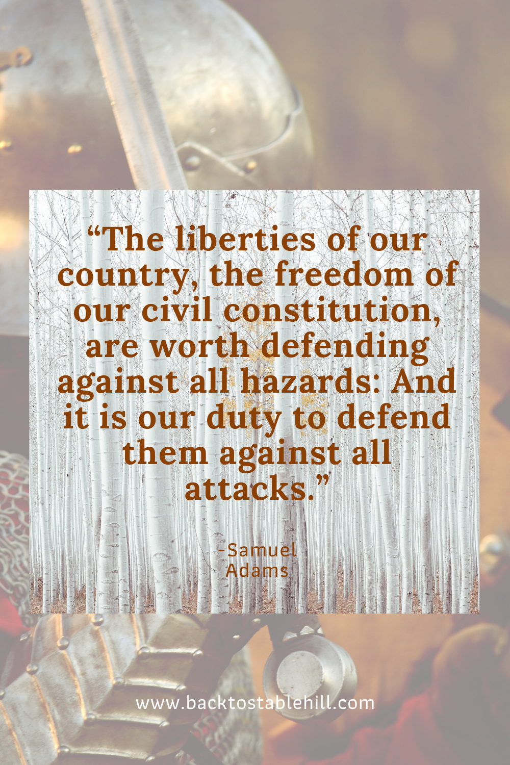 Defend Our Liberties Hope Quotes Inspirational Quotes Liberty