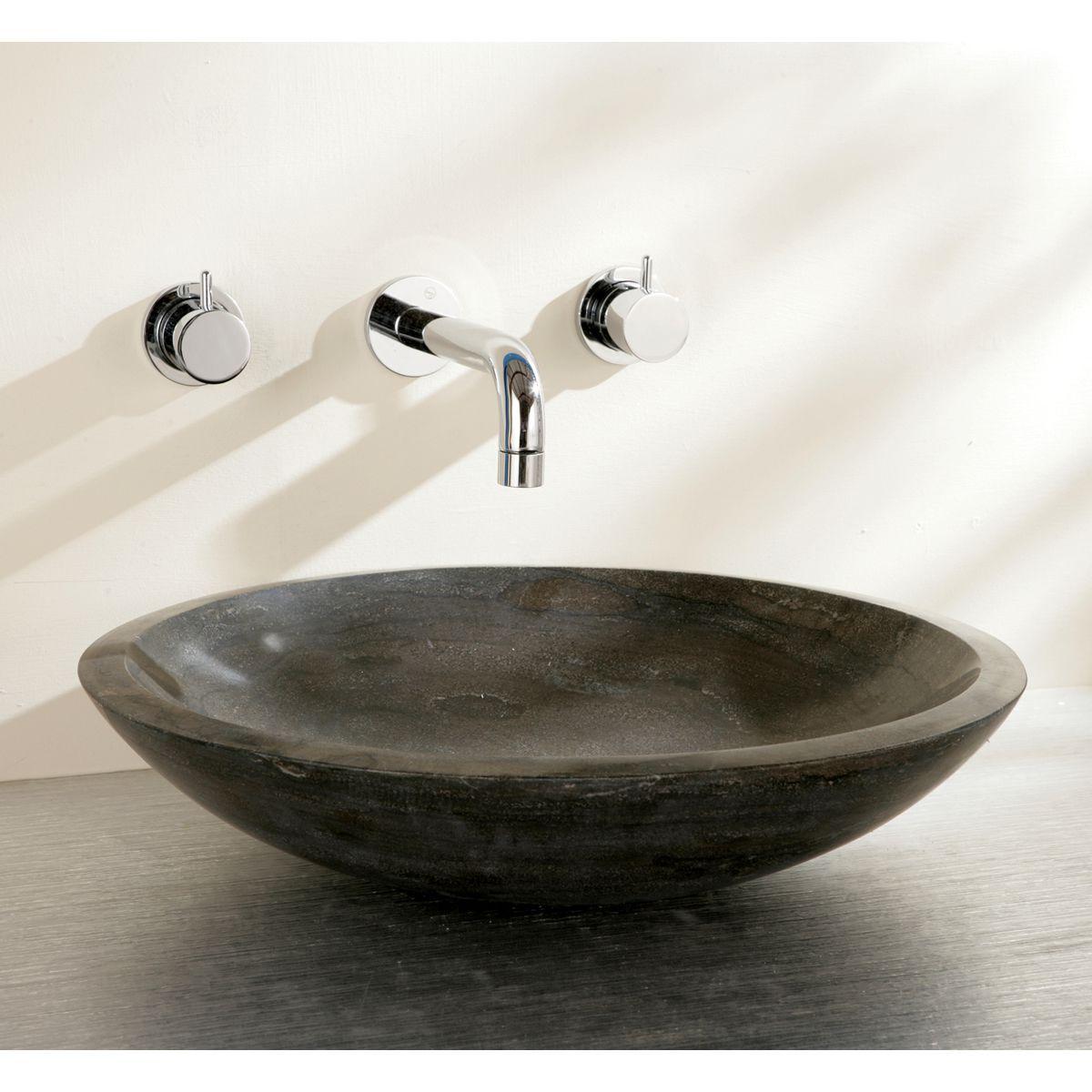 Countertop Basin, Stone Countertops, Bathroom Basin, Stonehenge, Shallow,  Basins, Taps, Faucets, Work Surface