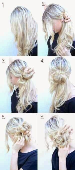 Beautiful Low Side Bun Hairstyle Tutorials #prom #lowsidebuns