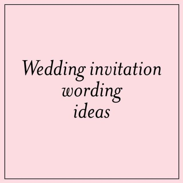 Top Tips For Sending Wedding Invitations