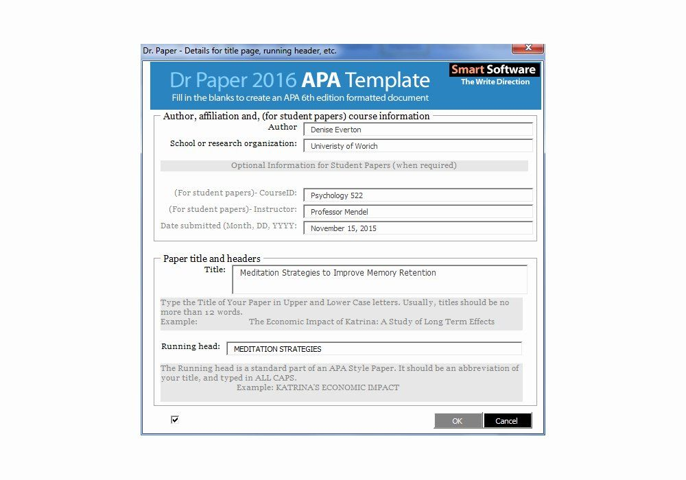 Apa Format Software Free Download Inspirational Dr Paper Software Apa Format Made Easy Windows D Free Calendar Template Word Template Microsoft Word Templates