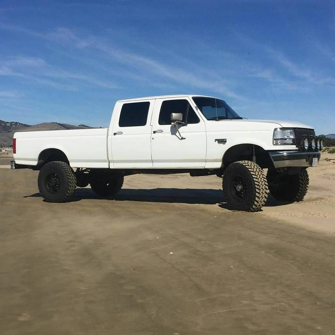 Obs lifted trucksford