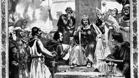 800 jaar Magna Charta voor Engeland en de wereld