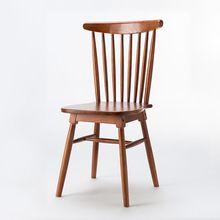 Moderno Design de Cadeiras De Jantar de Madeira Sólida Mobília da Sala de Jantar De Madeira De Qualidade Poltronas Cadeiras da Sala De Jantar de Madeira Cadeira Windsor(China (Mainland))