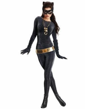 ff2b9d487 Womens Sexy Classic Grand Heritage 1960s Batman Catwoman Costume ...