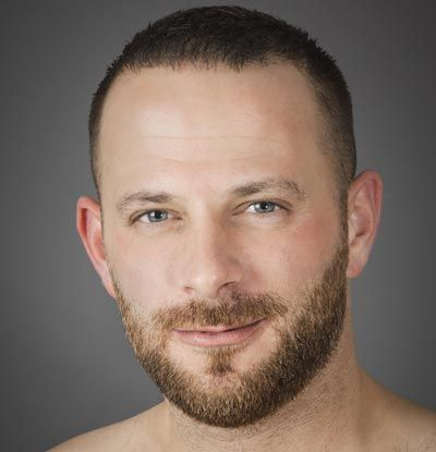Hairstyles For Beards Beard With Very Short Hair