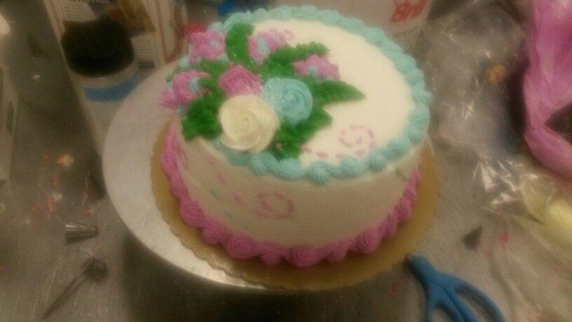 8 Inch Round Spares Publix Cakes Cake Desserts