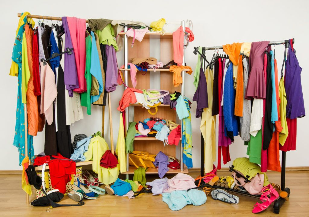 Organizing Your Closet The Marie Kondo Way Gave Me Space And Joy