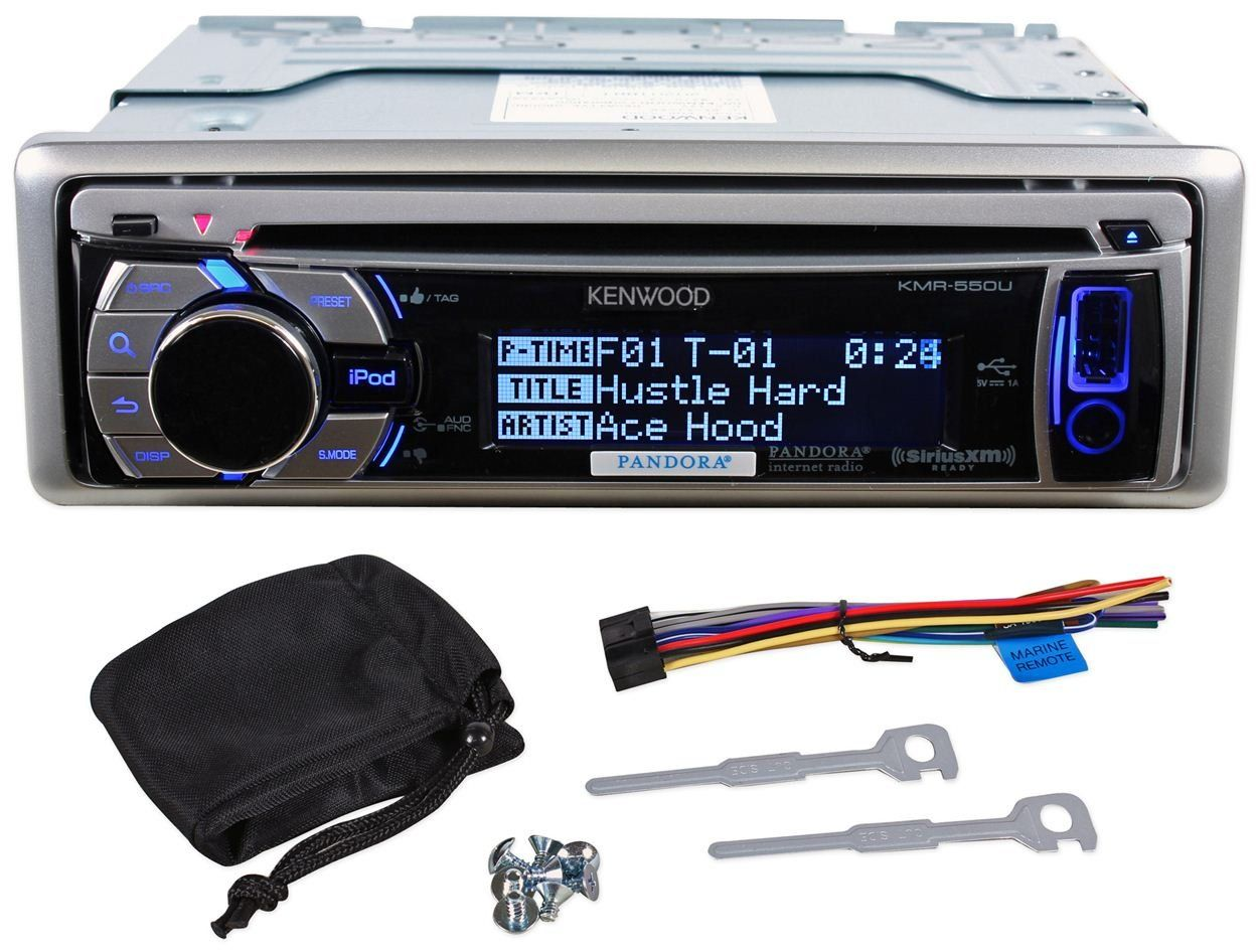 Brand Newsony Cdxgt570up Indash Cdmp3usb Car Stereo Sony Wiring Harness Cdx Gt620ip Kenwood Kmr 550u Single Din Marine Cd Mp3 Receiver With Usb Music Link Item 5